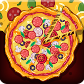 Restaurant Mania: Pizza Maker Kids
