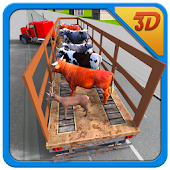 Farm Animal Transporter Truck