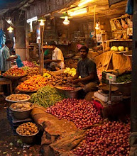 Photo: Veggie Market - Pondicherry Tamil Nadu  Flowers Spices & Fruits At Bawa's Place Matale Sri Lanka by Lou Wilson http://www.youtube.com/watch?v=nvgc_SYJgeY&list=UUOWXy3pH6EQJsCMU4_wseBA&index=4&feature=plcp