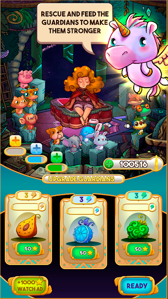 Run Lucky! A Fairy Tale Star v1.0 [Mod]