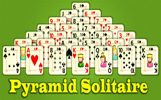 Pyramid Solitaire Mobile Screenshot