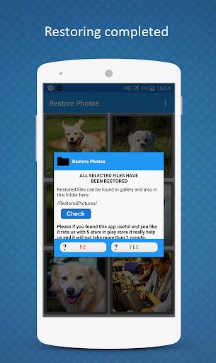 Restore Deleted Photos screenshot 5