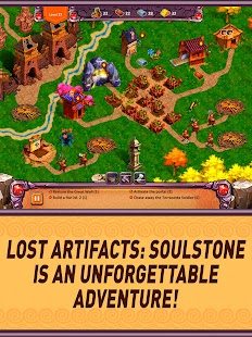 Lost Artifacts: Soulstone Screenshot