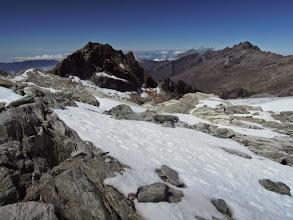 Photo: Pico Bonpland and Pico Bolivar