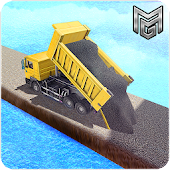 Road Builder Construction Game - City Construction