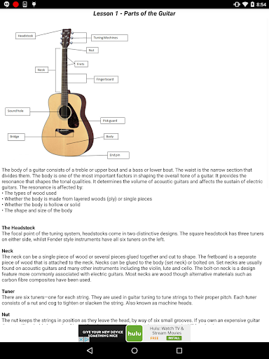 Learn Guitar with Simulator 7.2.1 screenshots 14