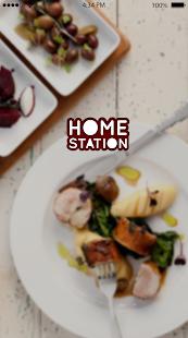 Home Station - náhled