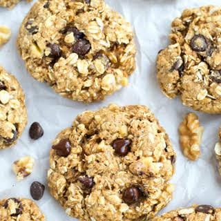 Chunky Monkey Oatmeal Cookies.