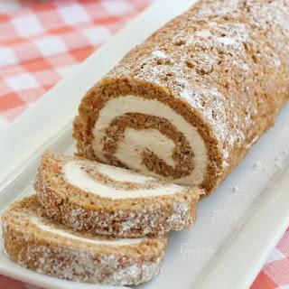 Carrot Cake Roll.