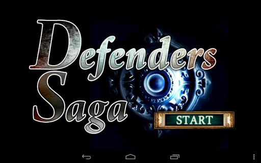 玩策略App|ディフェンダーズ サーガ Defenders Saga免費|APP試玩