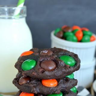 Chocolate Pumpkin Spice Cookies Recipe