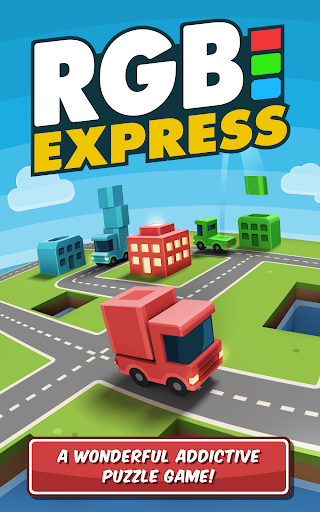 RGB Express - screenshot