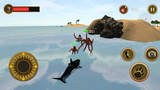 Orca Survival Simulator 1.1 screenshots 3