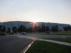 Photo: Sunrise at Mammoth