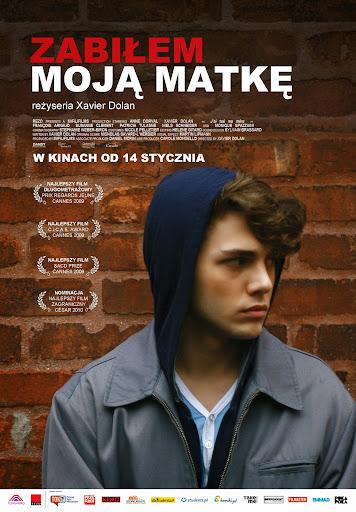 Polski plakat filmu 'Zabiłem Moją Matkę'
