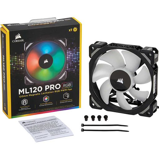 Quạt case Corsair ML140 RGB 1 fan (CO-9050077-WW)