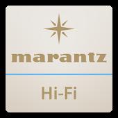 Marantz Hi-Fi Remote