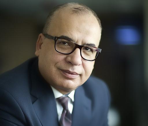 Mohammed Amin, Senior Vice President - MERAT, at Dell Technologies.