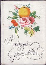 Photo: A magyar porcellán (La porcelaine hongroise), 1939. Couverture illustrée par Hanna Dallos.