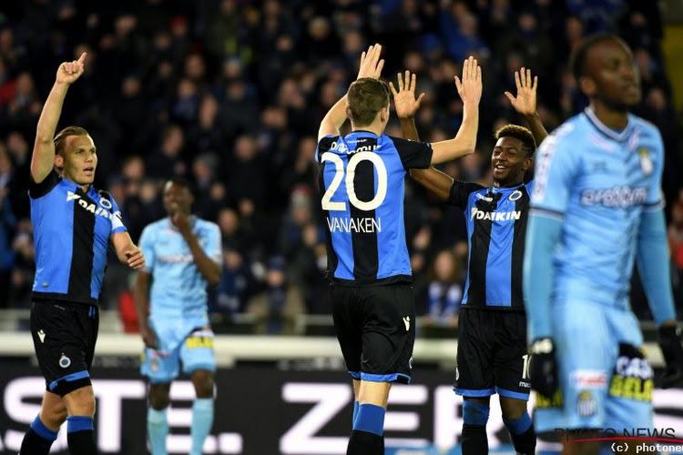 Un grand Bruges brise les rêves de Coupe de Charleroi