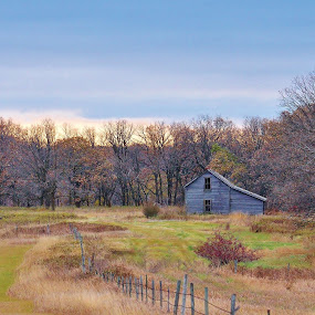 North of Rock Lake by Garnie Ross - Buildings & Architecture Decaying & Abandoned
