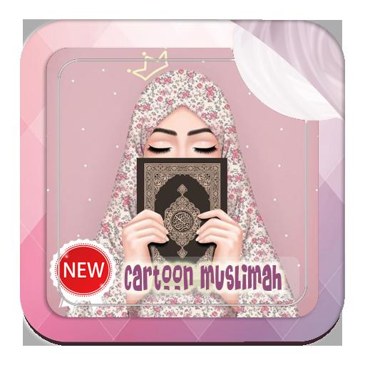 Muslimah Cartoon for PC