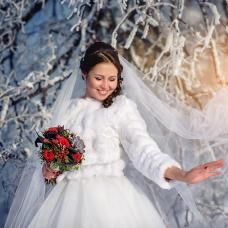 Wedding photographer Lyaysan Samatova (lyaysan0705). Photo of 14.11.2016