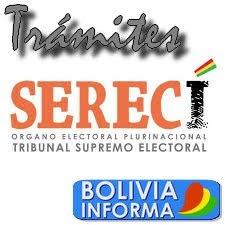 Trámite en el Serecí: Certificación de antecedentes de un registro