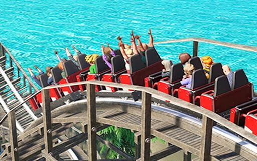 VR Water Roller Coaster Theme Park Ride  screenshots 6