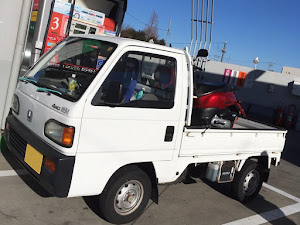 アクティトラック  HA4 平成4年 SDXのカスタム事例画像 ゆーゆーさんの2019年01月19日13:53の投稿