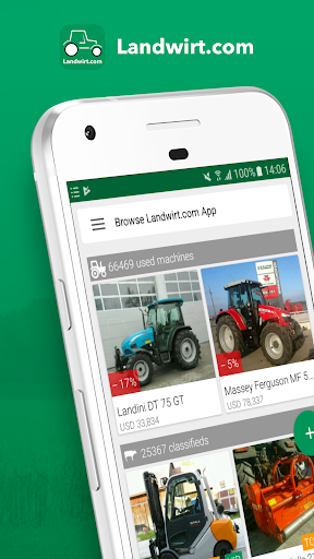 Landwirt.com - Tractor & Agricultural Market 3.6.17 screenshots 1