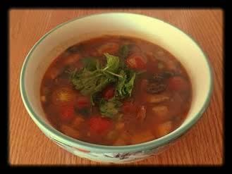 Korean Vegetable Coconut Curry Recipe