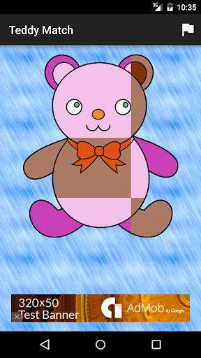 Teddy Match