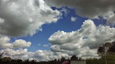 Photo: Pretty clouds