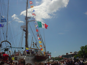 Photo: Mexican Tall Ship