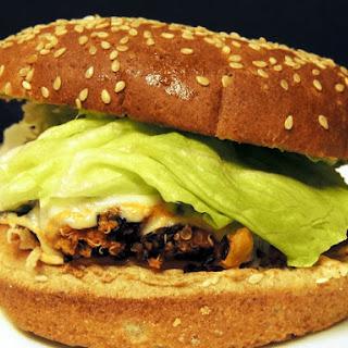 Chipotle Black Bean Burgers Recipe