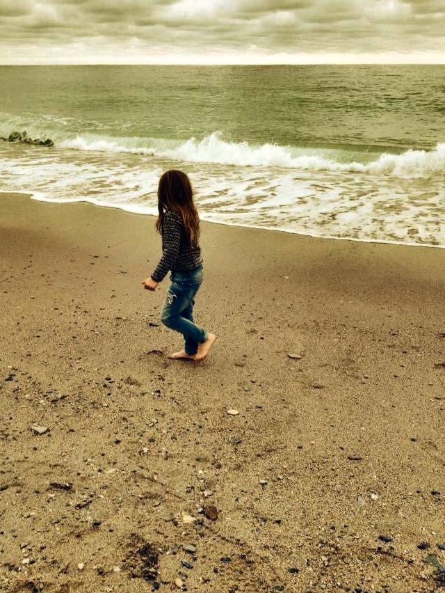 Impronte sulla sabbia di Jasmine82
