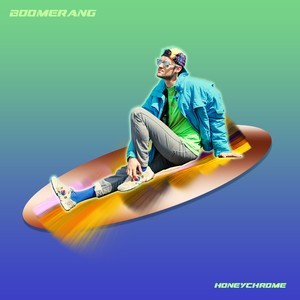 Cover Art for song Boomerang