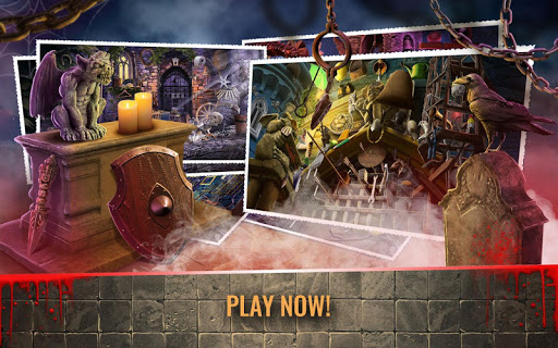 Vampire Castle Hidden Object Horror Game 1.0 screenshots 4
