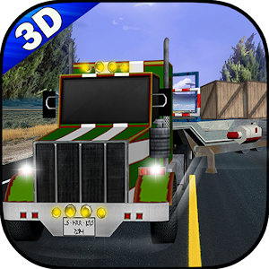 Cargo Transportation Truck for PC and MAC