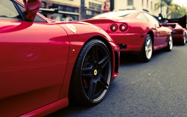 Ferrari 550 Maranello Tab