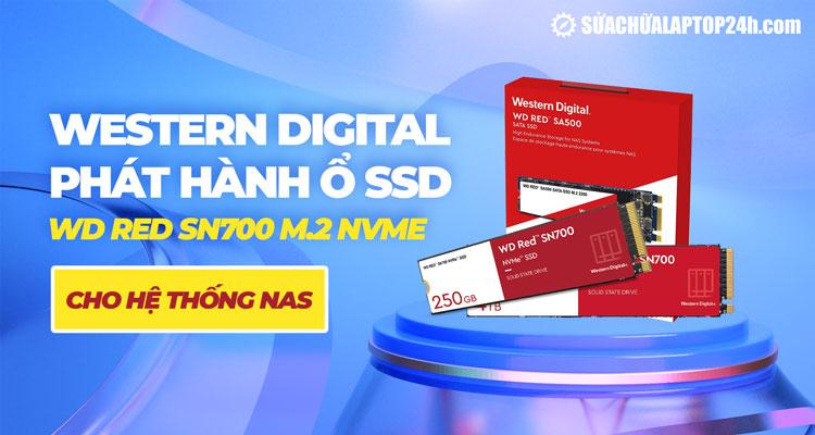 Western Digital phát hành ổ cứng mới