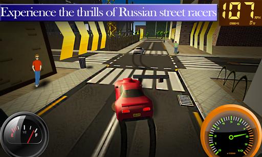 Russian Street Racers