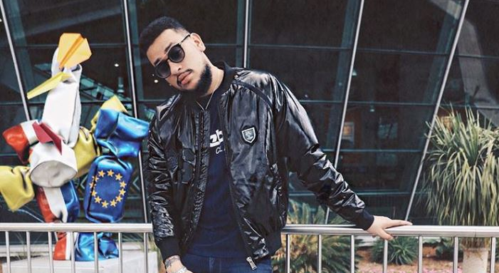 AKA dropped some sermons on Instagram and gave advice on how to find inner-peace online.
