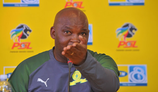 Sundowns coach Pitso Mosimane: 'I can't go to Germany because they won't take me'