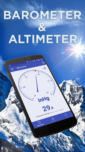 Barometer & Altimeter screenshot 1