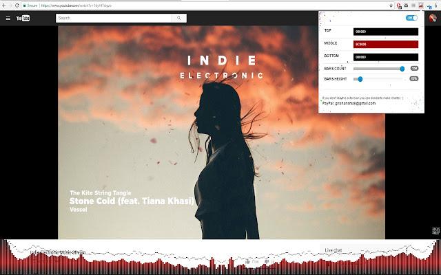 YouTube™ Music Visualizer