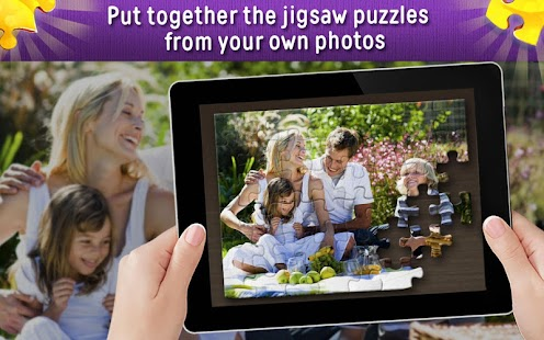 Jigsaw Puzzles World (Classic Puzzle Games) Screenshot