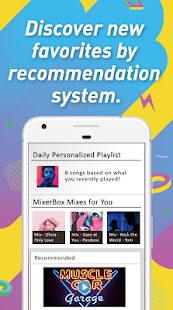 Stáhnutí Hudba Zdarma MP3 Hudbu Přehrávač - náhled