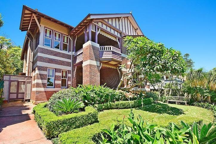 Rilworth , 55 New Beach Road, Darling Point NSW - as sold in 2012 for $6.5m